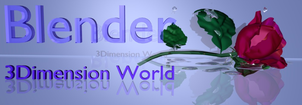 Blender 3D World